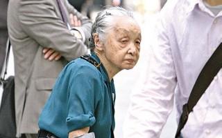 日本人瑞「失蹤」牽扯子女匿報死亡詐領養老金