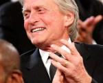 65歲的道格拉斯上個月發現罹患喉癌,他對治癒率表示樂觀(圖/Getty Images)