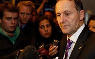 新西兰总理赴地震灾区 取消欧洲之行