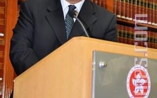 港终院首席法官马道立:法院只能处理法律问题
