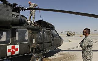 台媒:美国已同意向台出售黑鹰直升机