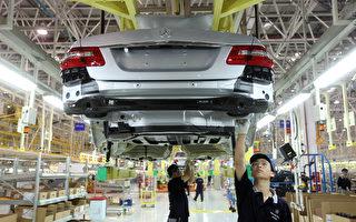 美日知名汽車品牌1月在華銷量驟降