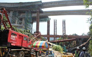 國6北山工安意外   通車日期將延後