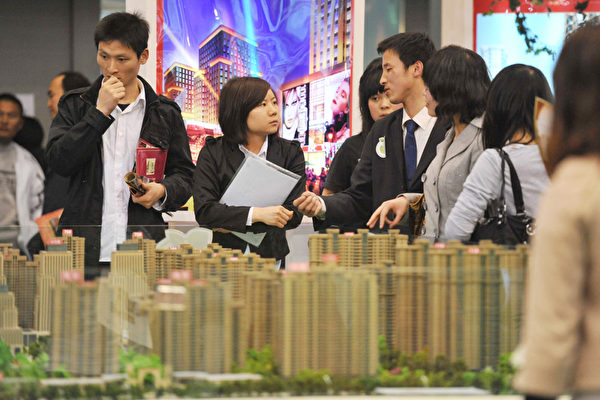 房价居高不下 大陆70城房价继续上涨