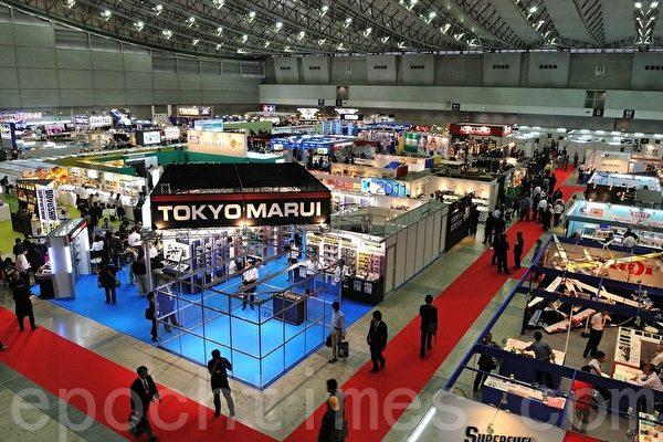 组图:第50届日本模型展