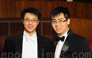 年輕展才華 管弦樂團新進讚小提琴大賽
