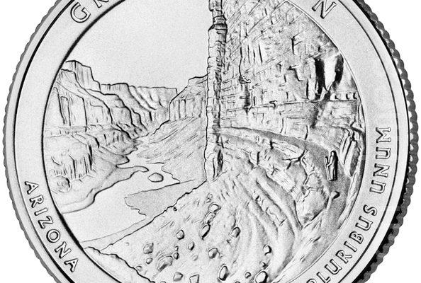 最新美国国家公园及总统钱币面值交换