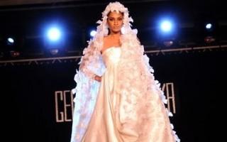 組圖:2011年秋冬荷拜卡Hobeika高級女裝展