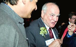 【新紀元】專訪諾貝爾醫學獎得主布隆伯格
