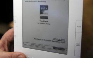 Kindle可以翻墙 电子阅读器走红中国
