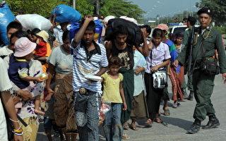 泰緬邊界戰事暫歇 難民返緬