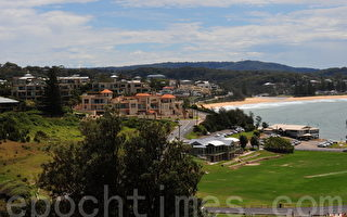 澳洲豪宅拍卖回落