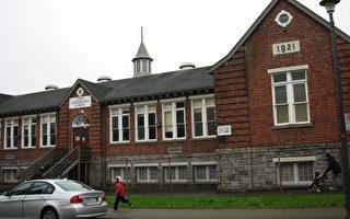 溫哥華士達孔拿街樹與歷史建築