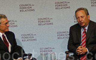 奧巴馬首席經濟顧問談人民幣匯率