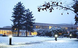 大溫再迎降雪 部分大專院校校園關閉