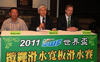 国际滑水总会与高市府签订赛事意向书