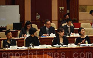 中共官員涉洗錢 港議員促新例規管