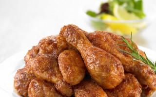 韩国风味  Kyochon炸鸡
