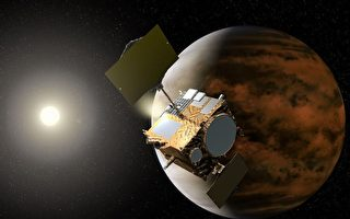 """日金星探测器""""拂晓""""号抵金星 将进入轨道"""