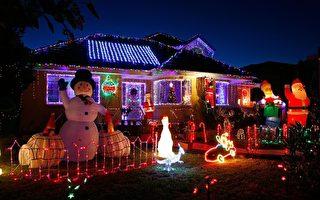 墨爾本佳節傳統 聖誕燈飾大道賞燈