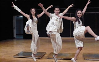 美式踢踏舞《踢踏异响》