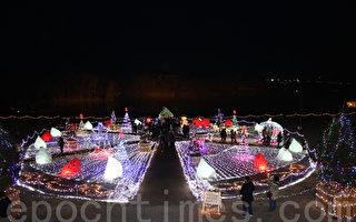 廣島莊園冬季燈飾再現童話世界