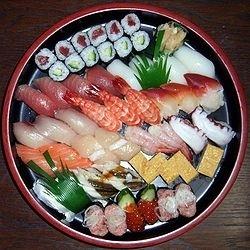 日本料理  秉承传统的特色美食