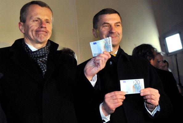 歐元前景堪憂 愛沙尼亞恐搭沉船