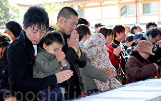 日本新年多去神社祈禱
