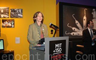 组图:MIT创校150年庆 展出代表性发明