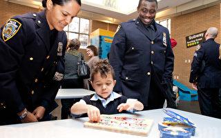 警察博物館開創孩童學習園地