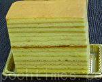 法式千層蛋糕(攝影: 劉玉嬋 / 大紀元)