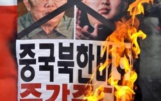 中共军进北韩 专家:金氏政权岌岌可危