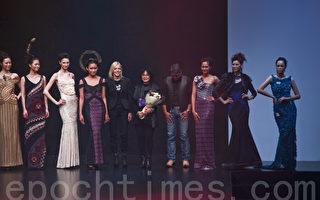 香港著名时装设计师IKA时装秀(摄影:余钢/大纪元)