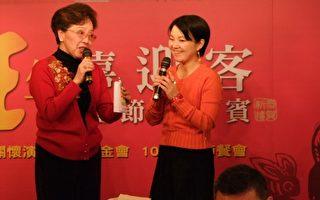 新聞局長江啟臣將為資深藝人辦6場演唱會