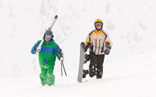 登山赏雪  严防冻伤和冻疮