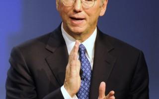 谷歌CEO施密特下台 创始人佩奇将接任