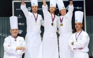 世界頂級美食金博庫斯大獎里昂出爐