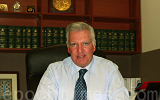 澳洲聯邦議員海斯談高智晟和民主人權