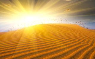 如果人體真是一個小宇宙的話,一粒沙中有三千大千世界也就不足為奇。(攝影:Pavel Klimenko/Fotolia)