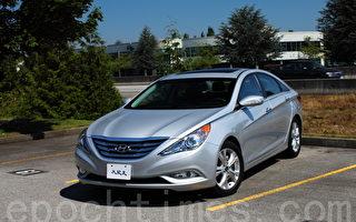 奏鳴曲新編 2011 Hyundai Sonata
