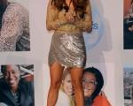 """女星詹妮弗-洛佩兹(Jennifer Lopez)成为吉列公司(Gillette)的首位全球大使,出席""""维纳斯女神教育基金""""的宣传活动。(图/Getty Images)"""
