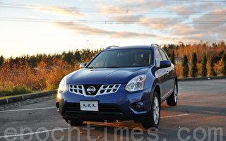 跨界享受  2011 Nissan Rogue SV AWD