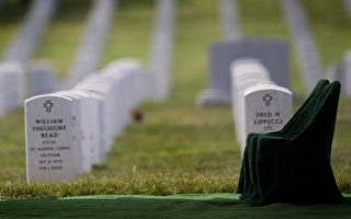 67年前殉国 美国马州飞行员终落葬阿灵顿