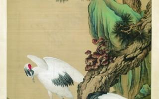 组图:台湾大清文物展  回溯当代历史辉煌