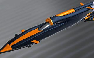 时速1600公里 世界最快汽车已动工建造