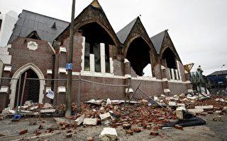 基督城六个月之内经历了两次地震破坏