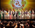 2011年3月6日,美國神韻巡迴藝術團在奧地利布雷根茨的最後一場演出,令當地觀眾讚歎不已。(攝影:吉森/大紀元)