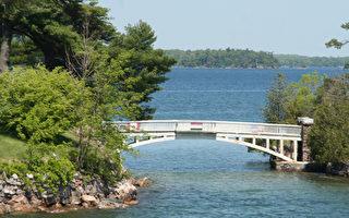 加拿大自然奇观 千岛湖