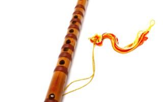 樂器的傳說:笛子